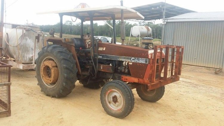 Case International 1394 Tractor for sale QLD