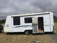 2012 Starcraft P80071 Caravan for sale Horsham Vic