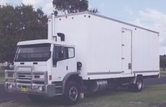 2002 International Furniture Removal Truck for sale NSW Inverell