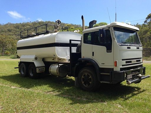 Ivecco Acco 2350G Water Truck for sale Anges Waters QLD