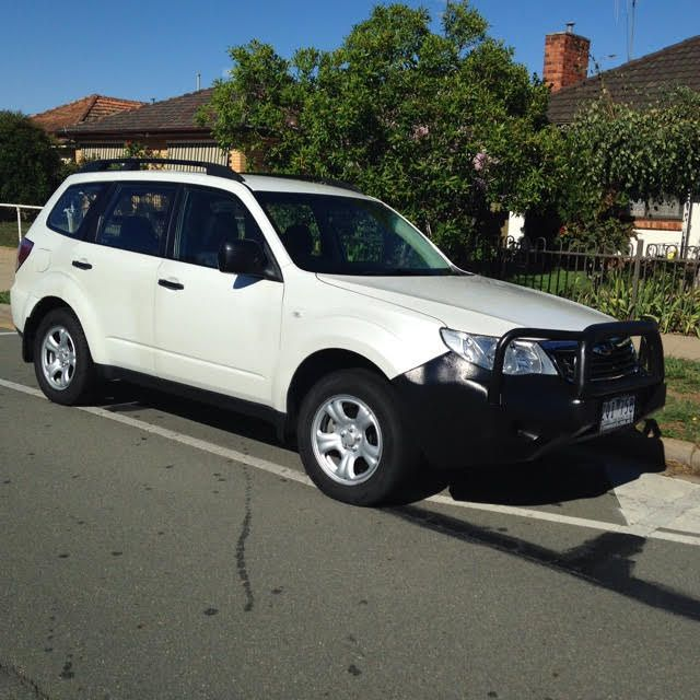 2010 Subaru Forrester 4 x 4 4WD for sale Vic
