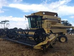 New Holland TR98 Header for sale WA