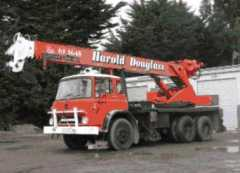 Plant and Equipment for sale VIC Bedford 10 Ton Crane