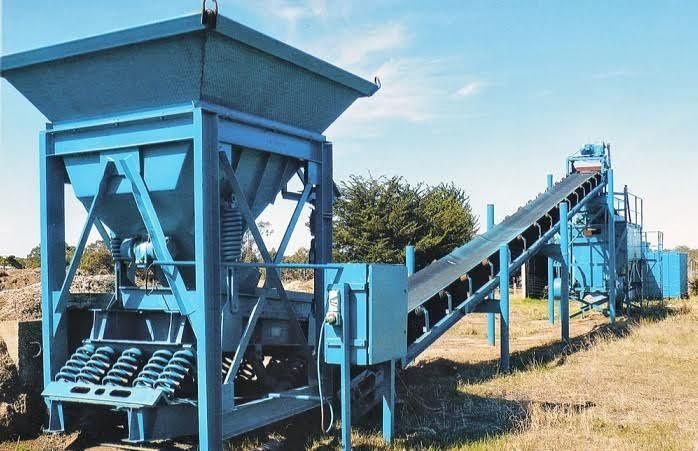 Parker Screening Plant & Equipment for sale Vic