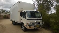 Hino 916 300 Series Furniture Pantech Truck for sale NSW Inverell