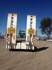 4 x 8 2009 Float Lusty Trailer for sale Qld