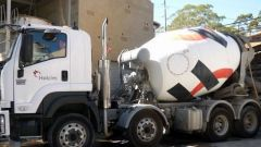 9 Year Contract Isuzu Concrete Agitator Truck Business for sale NSW Hornsby
