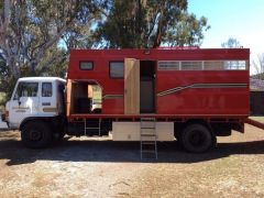 Hino 4 large horse truck horse transport for sale NSW Attunga