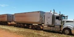 Kenworth T909 Prime Mover Truck for sale NSW Boomey