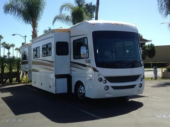 2014 CT Coachworks RHD Siena 35B Motor-Home for sale SA