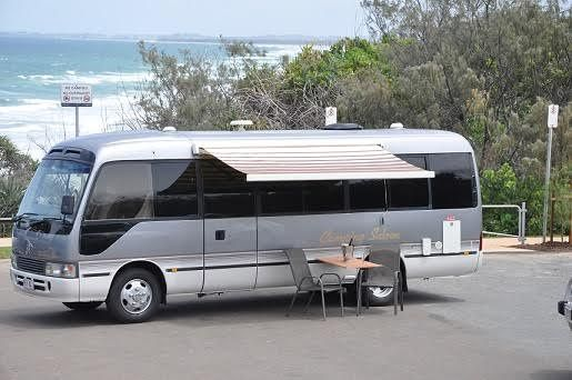 Toyota Coaster Conversion Motorhome for sale QLD