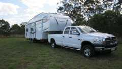 Forest River Rockwood Signature Ultra Lite 8288 5th Wheeler for sale QLD