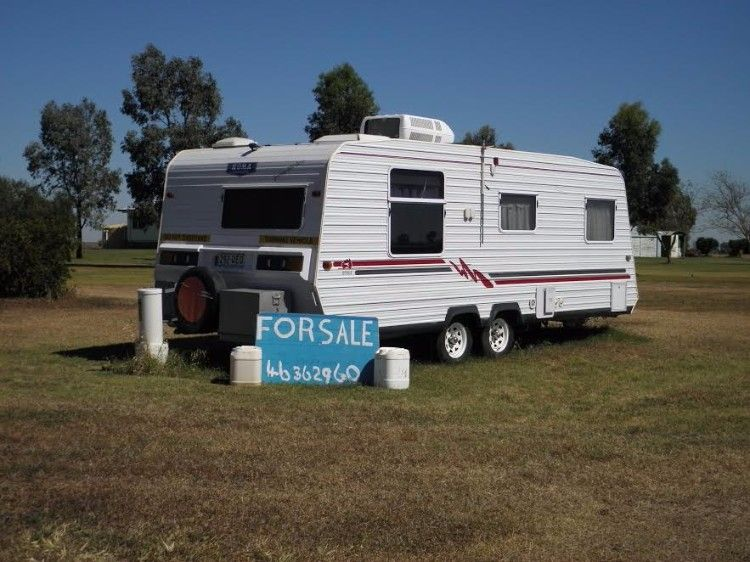 2000 Roma 26 ft 6 Inches Caravan for sale QLD