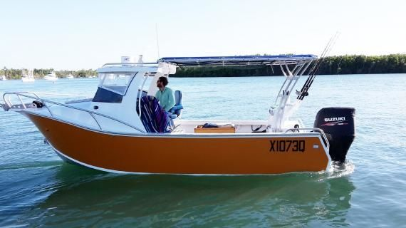 Business Opportunity Cabin Cruiser Boat for sale Ingham Qld