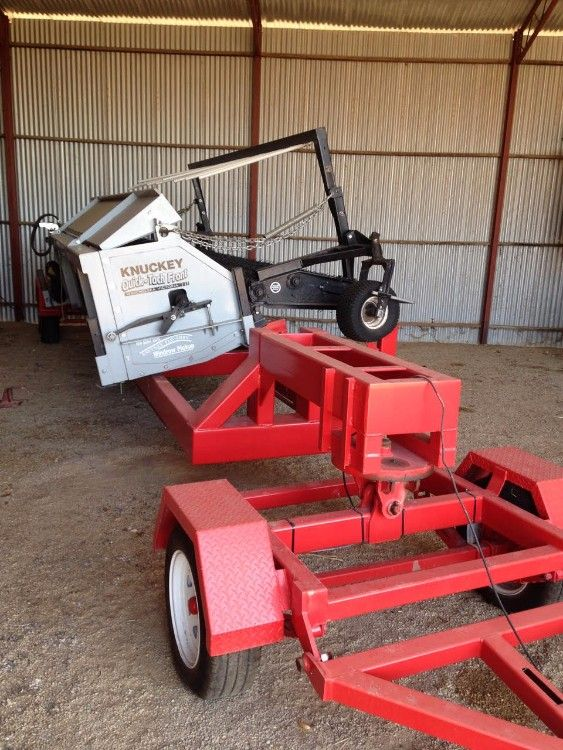 SB143 Knuckey Pickup Front Farm Machinery for sale SA