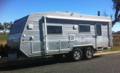 2007 21 ft Kedron Topender Caravan for sale SA Mt Gambier