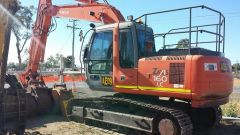 Earthmoving Equipment Hitachi ZX160 Excavator for sale Qld