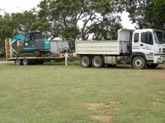 Combination Earthmoving Business for sale QLD Gladstone