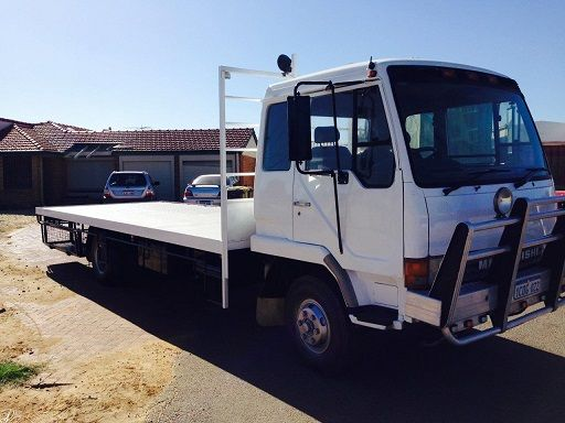 1990 Mitsubishi Tray Top Truck for sale WA Maddington  SOLD