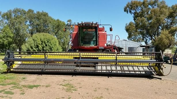 Case 2166 Header for sale NSW