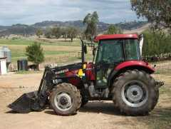 Tractor for sale JX80 Case 4WD Tractor