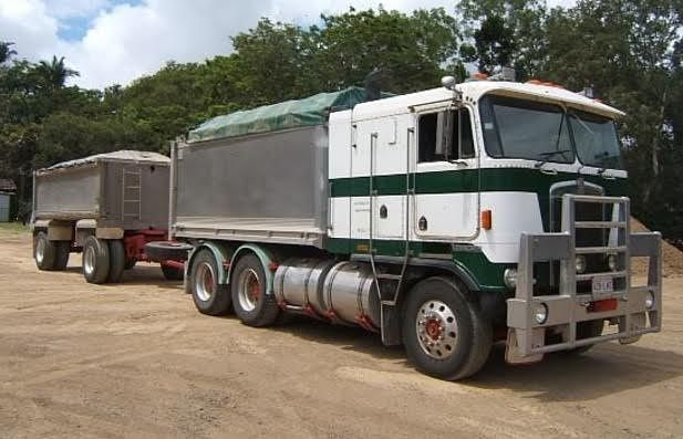 Kenworth 100E Series 60 Tipper Prime Mover Truck for sale QLD