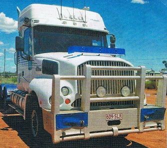 Iveco Powerstar 7500 1998 Truck for sale QLD
