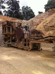 Earthmoving Equipment for sale NSW Vicker Ruwolt Jaw Crusher Double Toggle