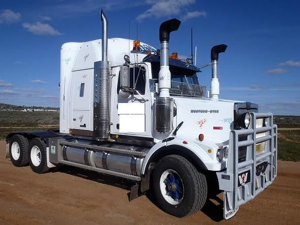 2007 Western Star 4864 FXC Cummins Signature Truck for sale NSW