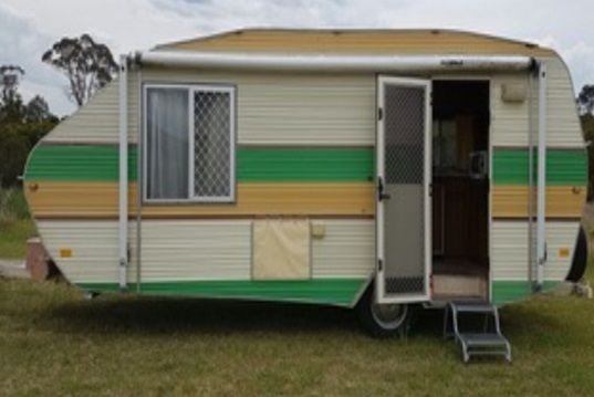 19Ft Dupla New Line Caravan for sale NSW