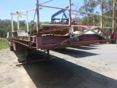 1980 Freighter flat top Trailer for sale Qld Morayfield