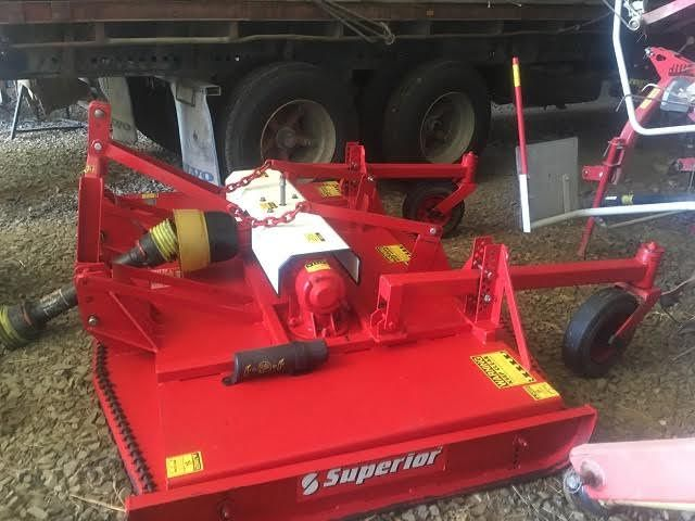 8 Foot Superior Slasher Farm Machinery for sale NSW