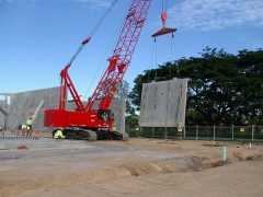 Plant and Equipment for sale QLD Manitowoc 12000 Crawler Crane