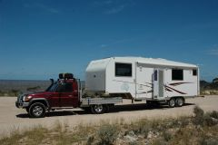 SOUTHERN CROSS 28FT  EXPEDITION 5th Wheeler Caravan for sale Lancelin WA