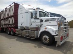 2012 Kenworth T909 Prime Mover Truck for sale NSW Cootamundra