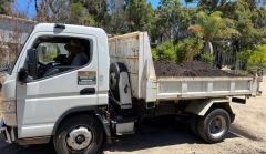 2014 Mitsubishi Fuso Canter 715 Tipper Truck for sale Eden NSW