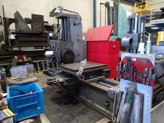 1961 Boring and Facing TOS H80 Plant and Equipment for sale NSW Ingleburn