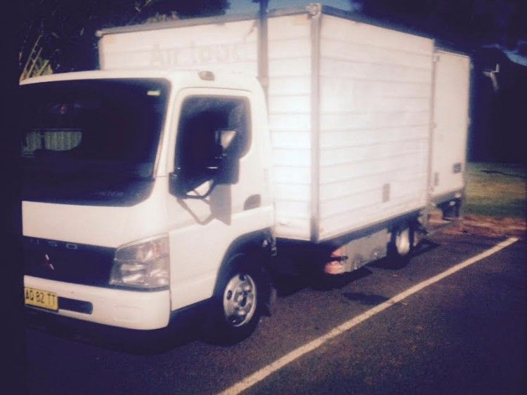 2007 Mitsubishi Fuso Canter 3.5T Truck for sale NSW