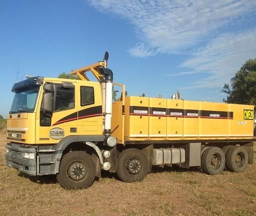 Iveco Eurotec 4300 Service Truck for sale Mutchilba  QLD
