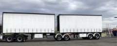 2001 12 Pallet Freighter Trailers for sale NSW Kelso