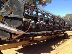 Macdon 972 Draper 36 Ft Front Farm Machinery for sale WA