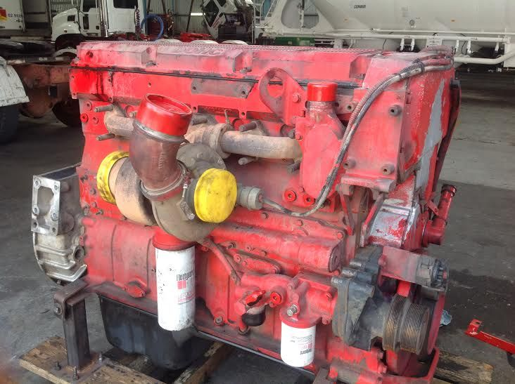 2001 Cummins Signature 600hp Motor Truck parts for sale Qld
