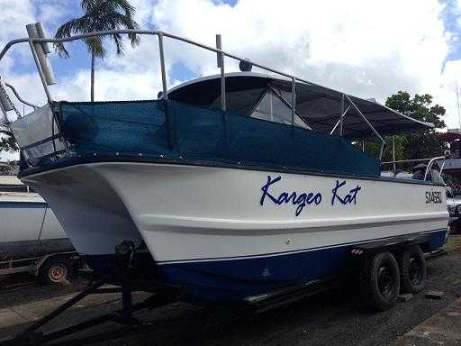 Sharkcat Boat for sale QLD Cairns