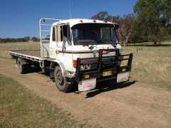Hino GD176 20 Ft Steel Tray Truck for sale NSW