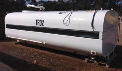 AGM C15L 15,000 litre water tank for sale Vic Wodonga