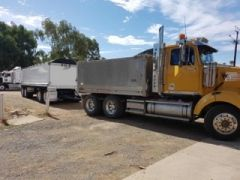 Quad Dog Western Star 4800 Truck for sale SA Angle Vale