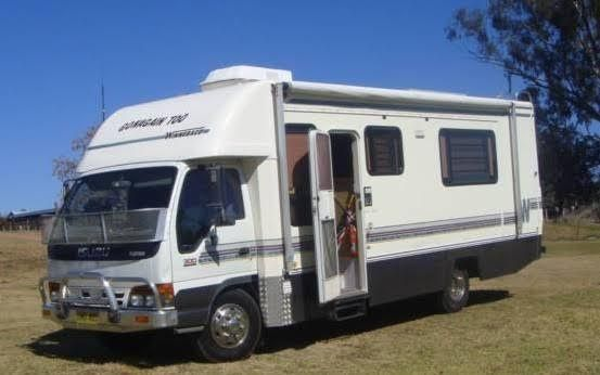 1997 Winnebago Alpine Motor-home for sale NSW