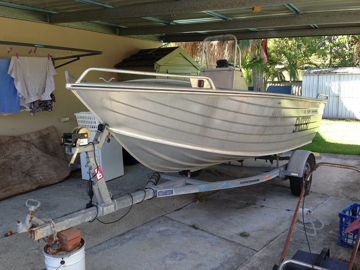 Sea Jay 4.15 SP Aluminium Boat for sale Qld in Benowa