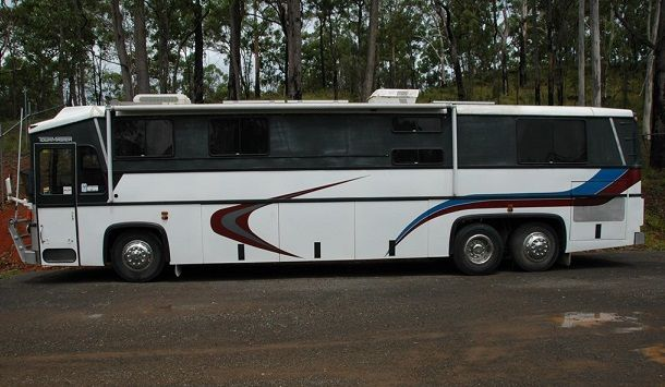Creative Selling A Motorhome Talvor Built Ford Transit Queensland  Motorhome