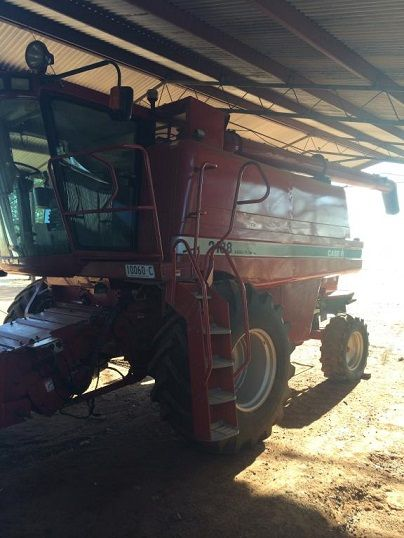 Case 2188 Header Farm Machinery for sale NSW Ardlethan